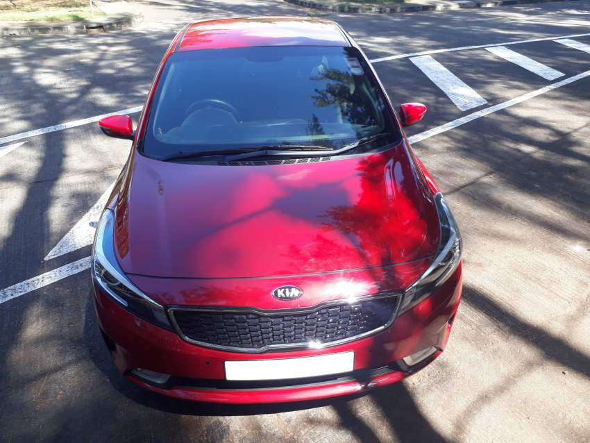 2018 Kia Cerato 1.6 Sedan EX - Family Cars at AsterVender