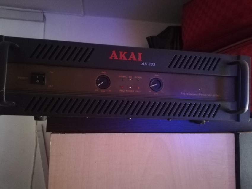 Ampli akai - All electronics products at AsterVender