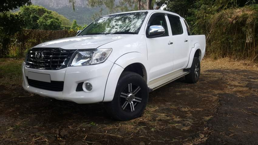 2013 Toyota Hilux 2.5 4x4