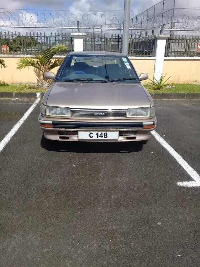 Toyota EE90 Yr 88