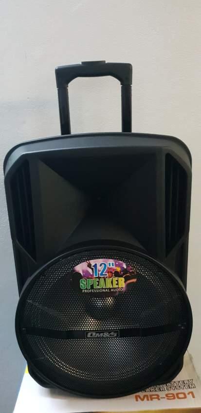 Karaoke Speaker Bluetooth