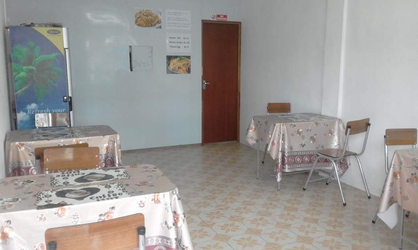 Snack  for rent Grand Baie  Rs 20,000