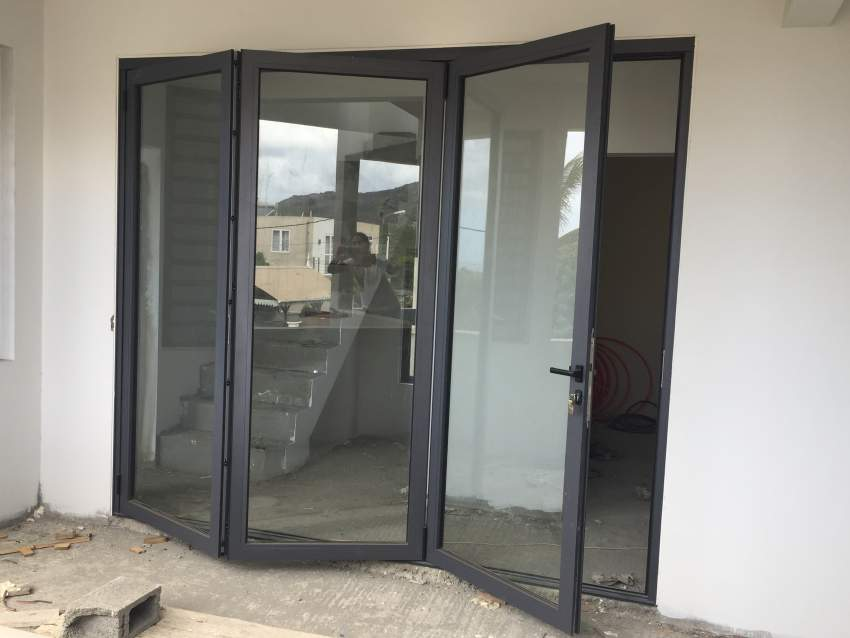 Sliding folding Aluminum Door - Other Decorations at AsterVender