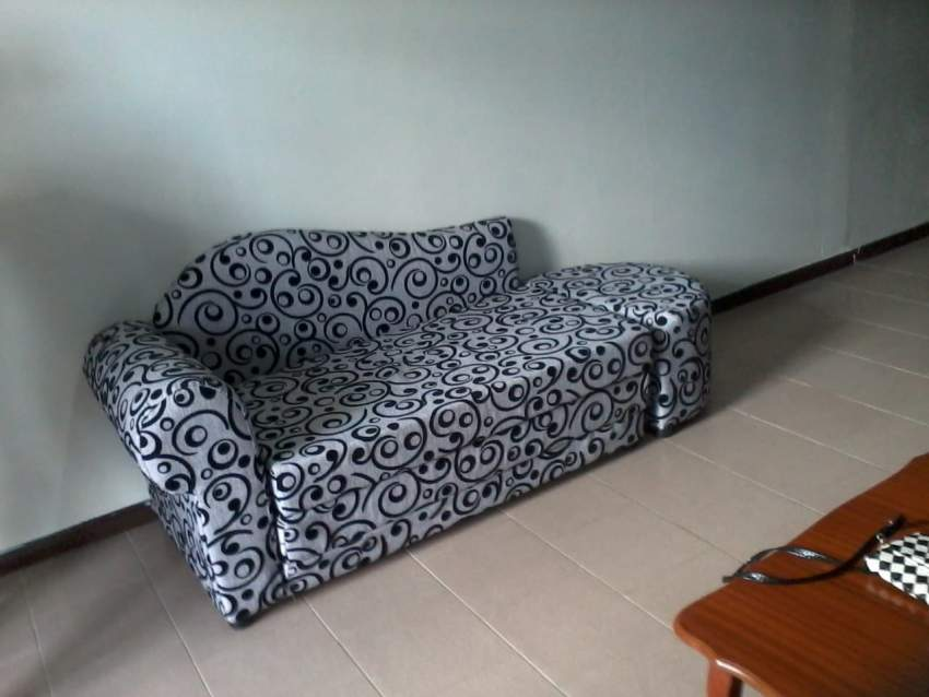 Fully furnished apartment with new furnitures