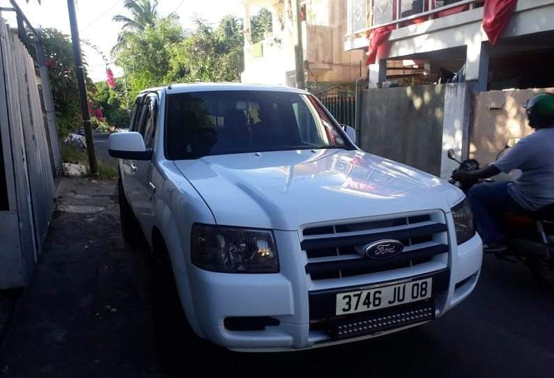 Ford Ranger 08 2.5 turbo  XLT 275K - Pickup trucks (4x4 & 4x2) at AsterVender