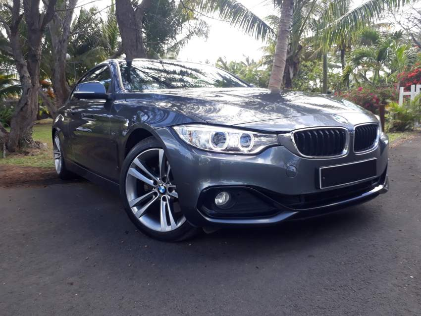 2015 BMW 425i Coupe 2 Doors