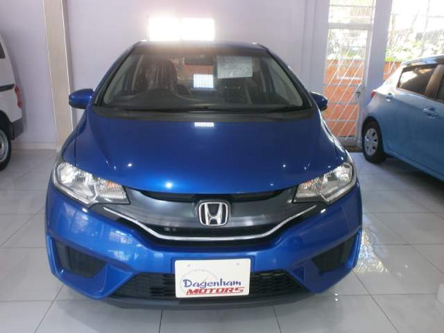 Honda Fit L Package