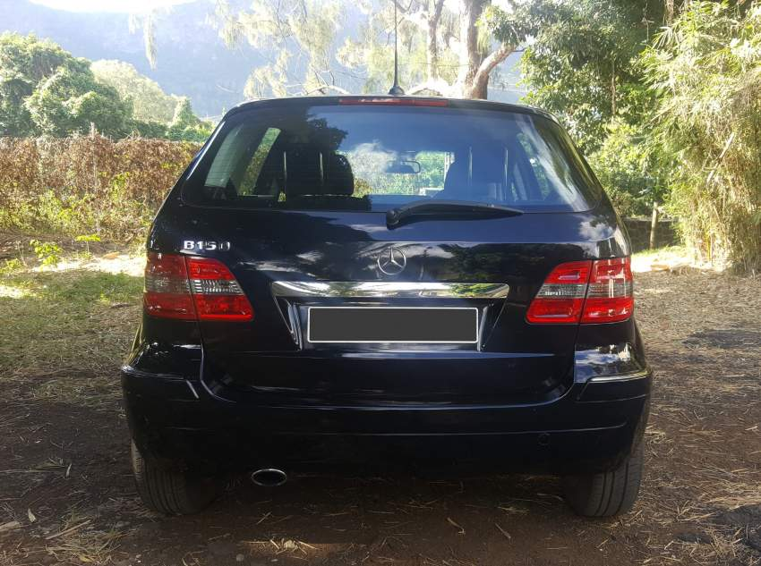 2007 Mercedes Benz B 150 - Family Cars at AsterVender