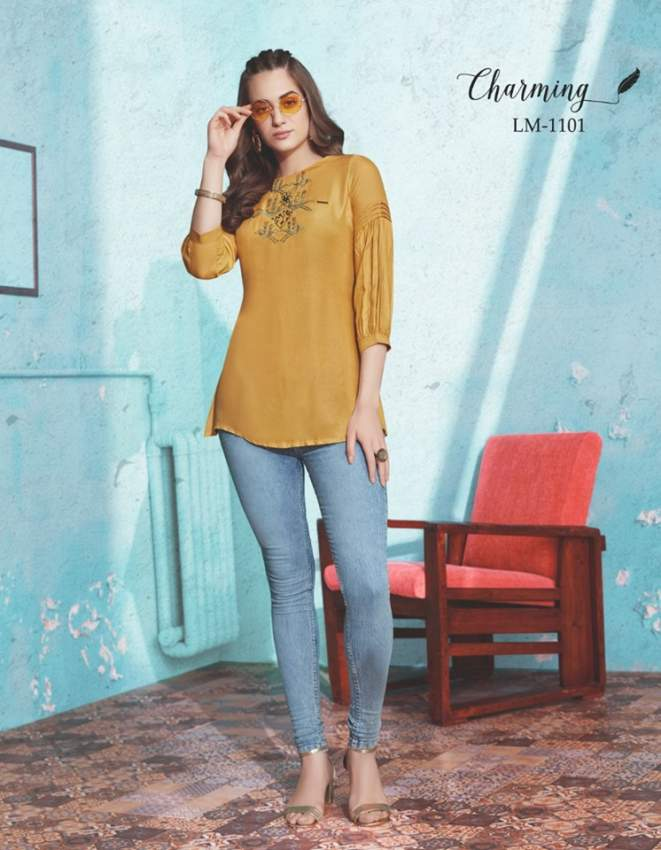Embroidery Western Tops  - Tops (Women) at AsterVender