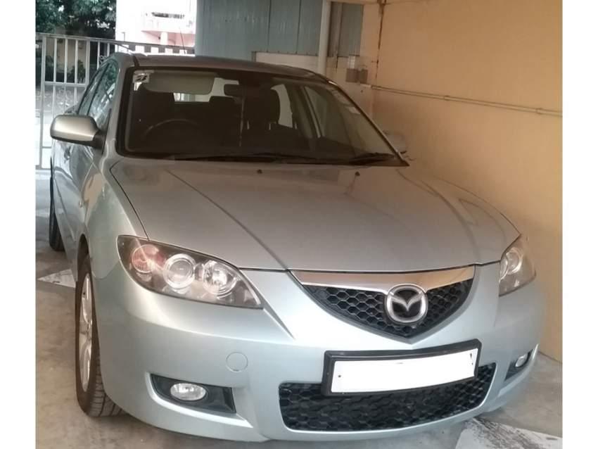 Mazda 3 car for sale - manual