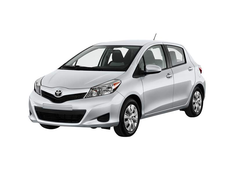 Toyota Vitz 1000 cc Automatic 2015 Japan