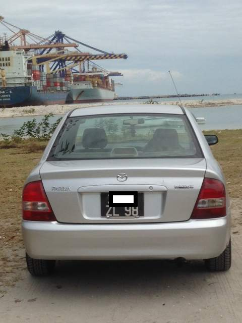 Mazda Familia For Sale