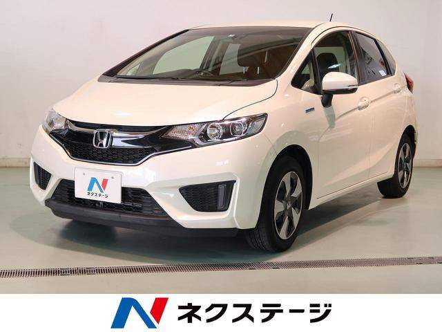 Honda Fit L Hybrid 2015 - 1490cc Japan