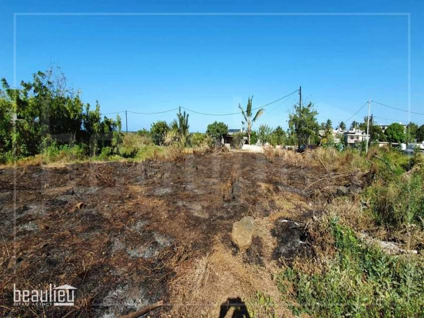 One residential plot of land of 10 perches in Melville,Goodlands