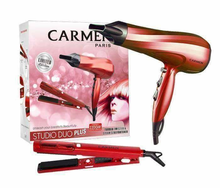 CARMEN STEAM - EXCLUSIVE PROMOTION - Hair treatment at AsterVender