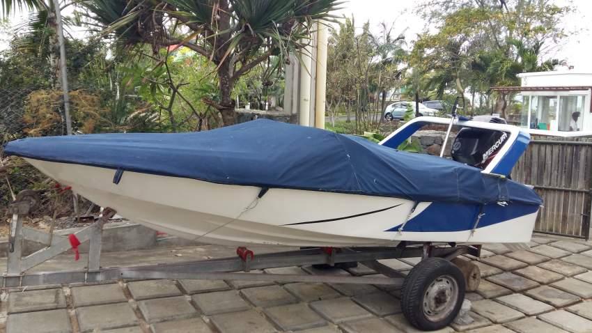 Speedboat Fletcher
