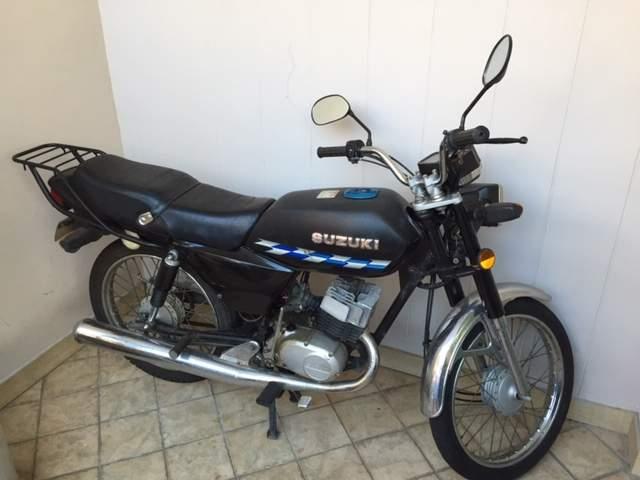 Suzuki - AX - 100 - Serie Z