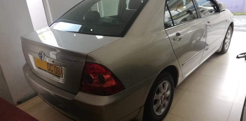 Toyota Corolla 2006 NZE - Family Cars at AsterVender