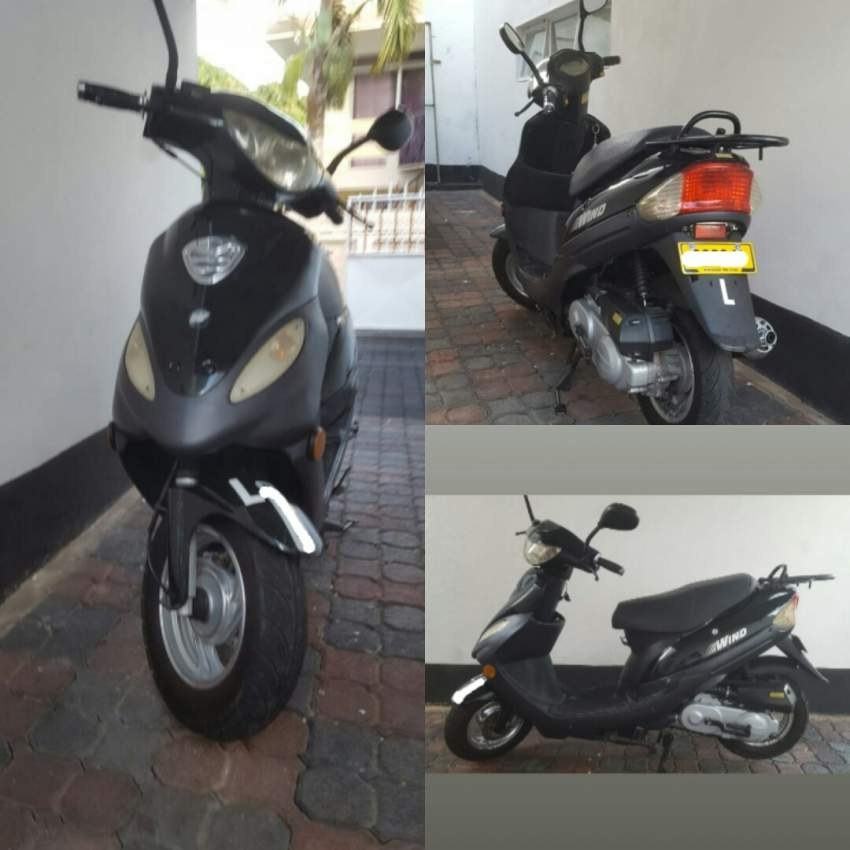 Scooter-Wind - Scooters (upto 50cc) at AsterVender