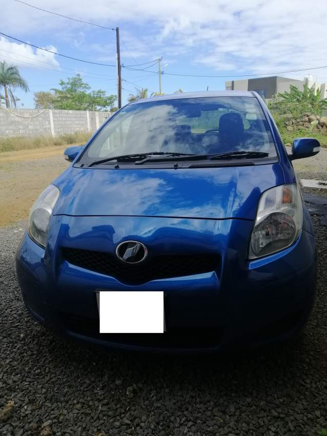 Toyota Vitz 2010 - Family Cars at AsterVender