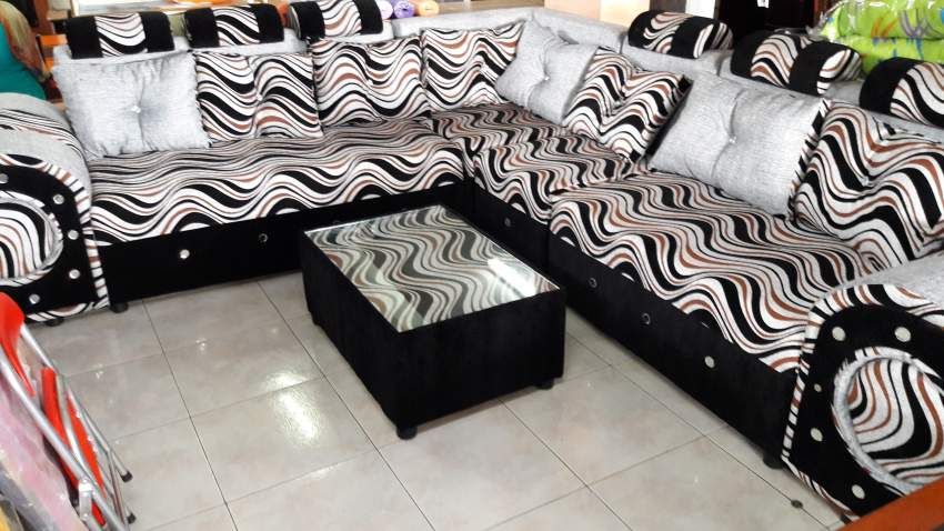 set sofa L shape