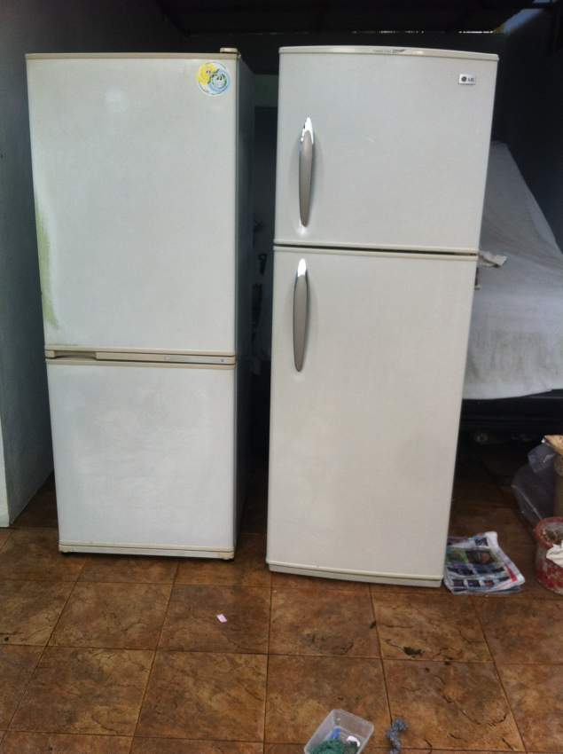 2 fridges