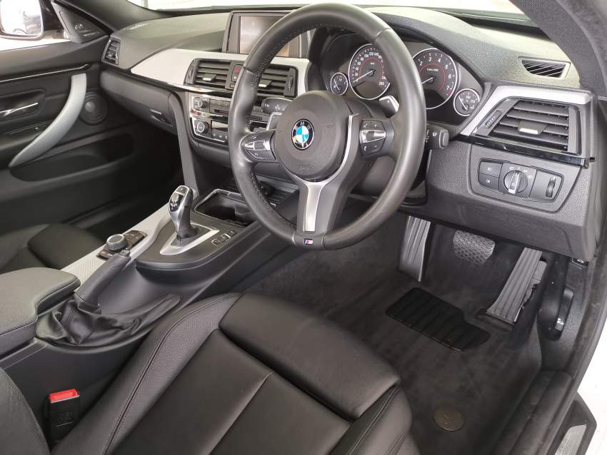 BMW 430I MSPORT  - Luxury Cars at AsterVender
