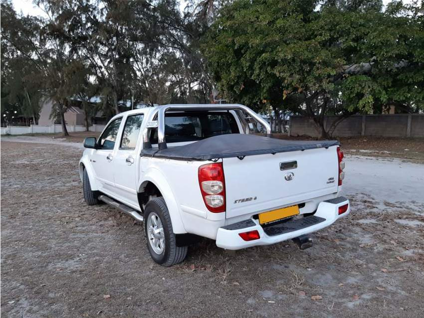 GWM Steed 5 4x4 at AsterVender