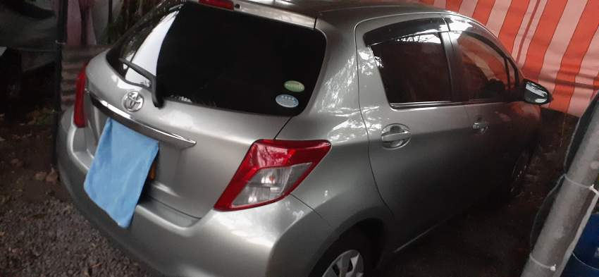 Toyota vitz cz 12  car for sale - Family Cars at AsterVender