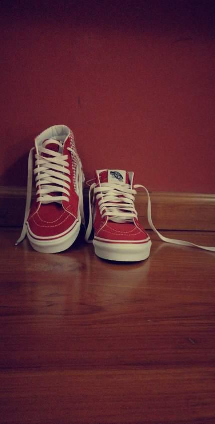 Vans sk8ter shoes