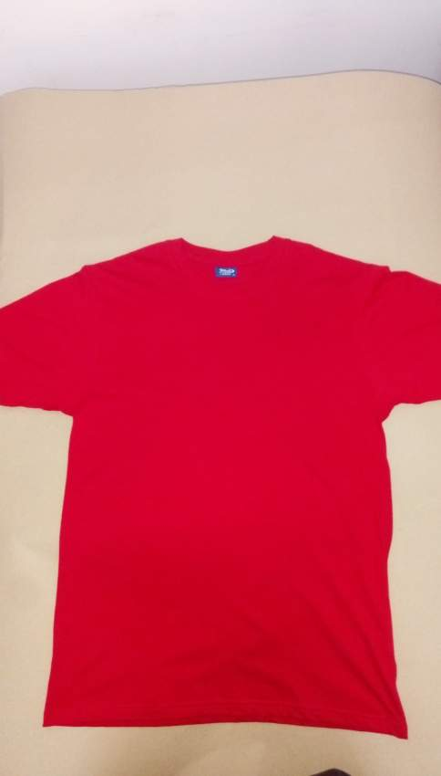 Polo shirts and T Shirts 100% cotton