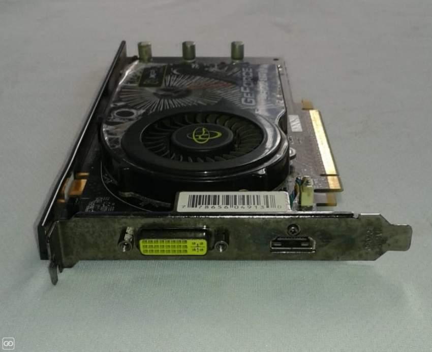 CARTE GRAPHIQUE - XFX -GEFORCE - 9800GT-512 - PCIE