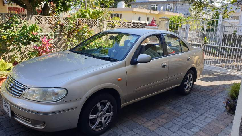 For sale Nissan Sunny N16 Year 2005