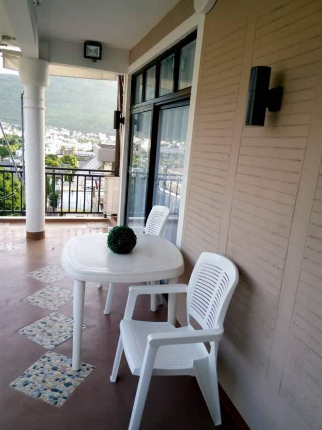 FOR SALE: FULLY FURNISHED APARTMENT NEAR CHAMP DE MARS, PORT LOUIS