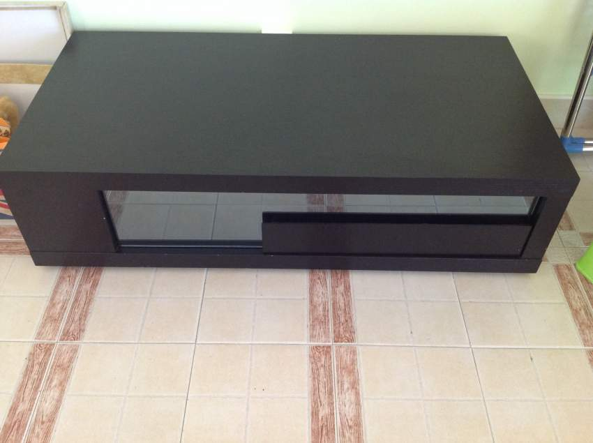 Solid wood coffee table/ TV cabinet