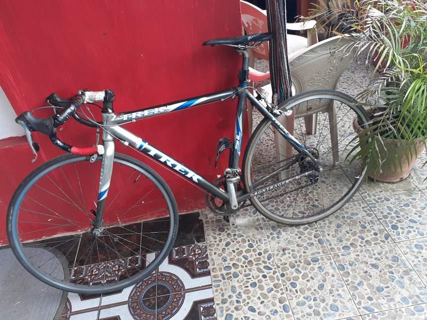 Trek cyclist