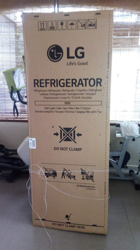 REFRIGERATOR - LG - NEED TO REPLACE THE ENGINE