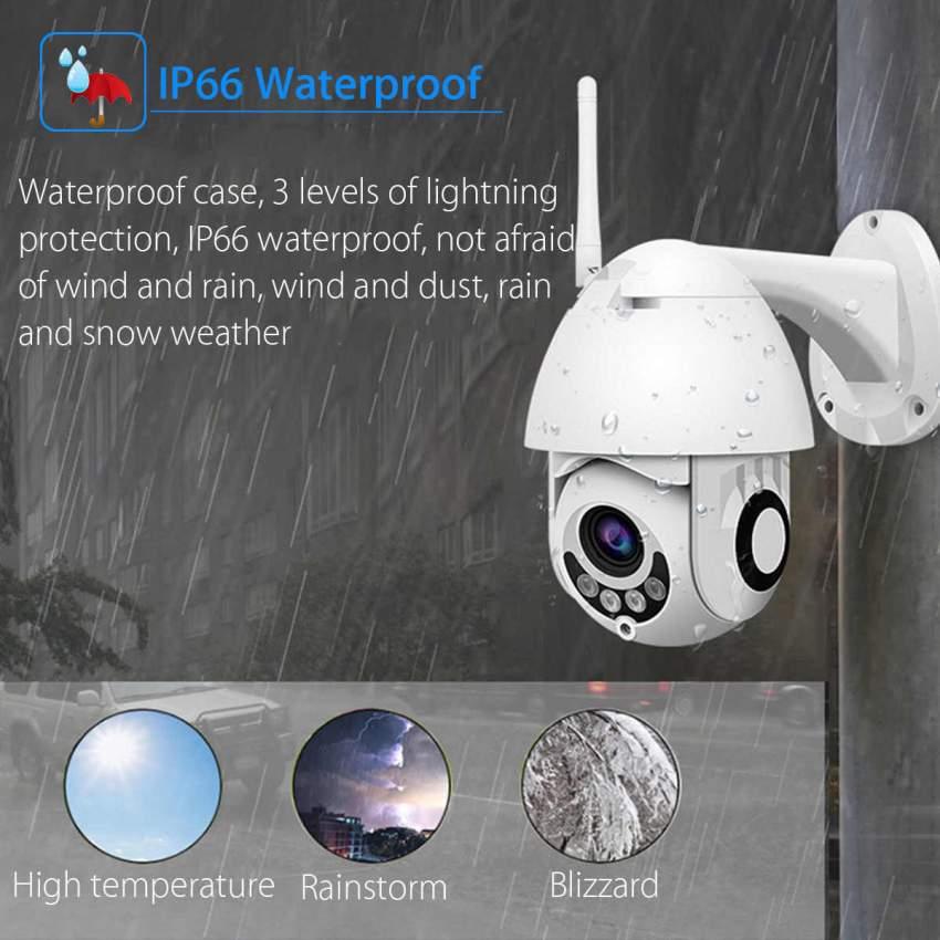 CCTV camera - IP66