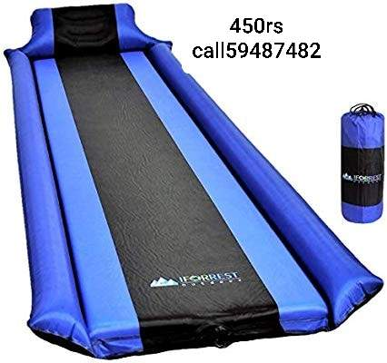 Foldable sleeping pad
