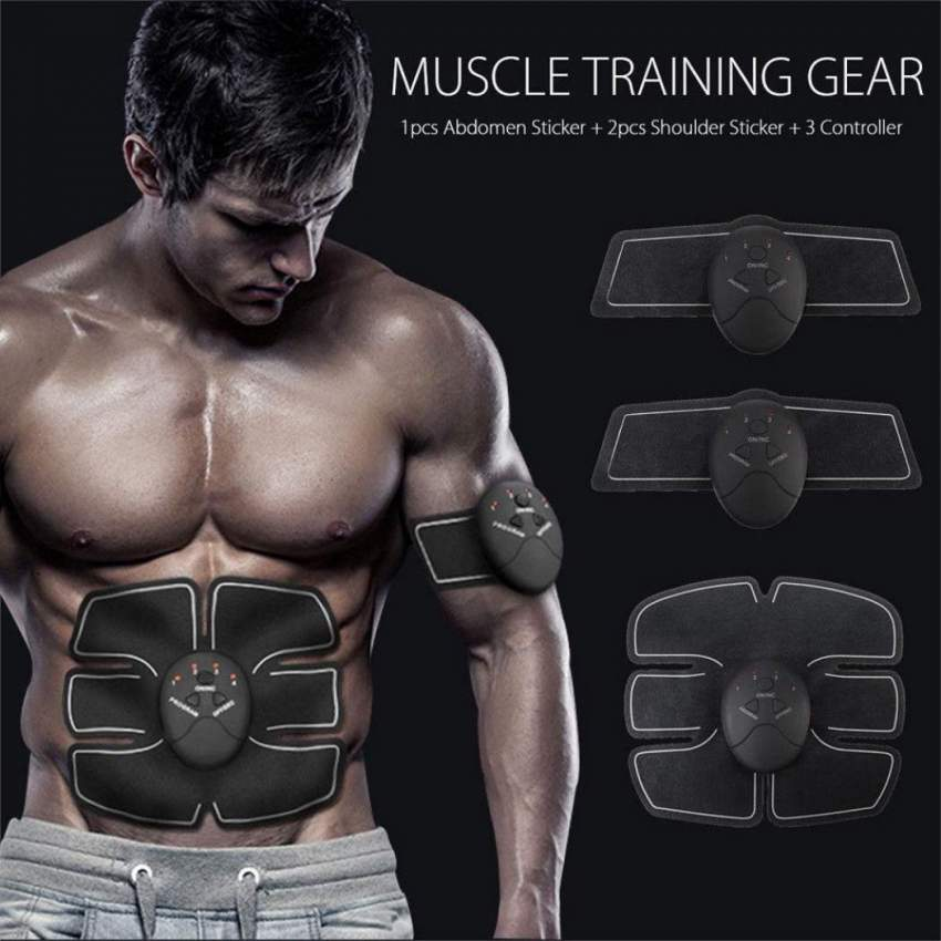 Muscle training gear