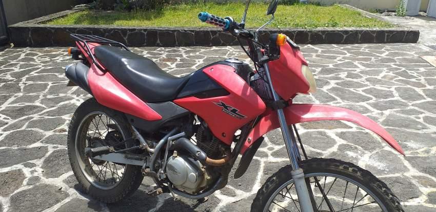 Honda XL 125 CC