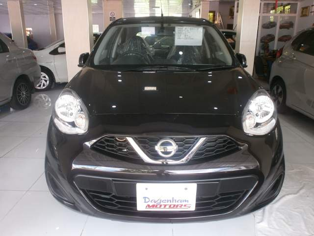 NISSAN MARCH YR 2015