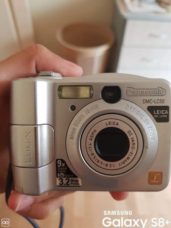Panasonic DMC LC50
