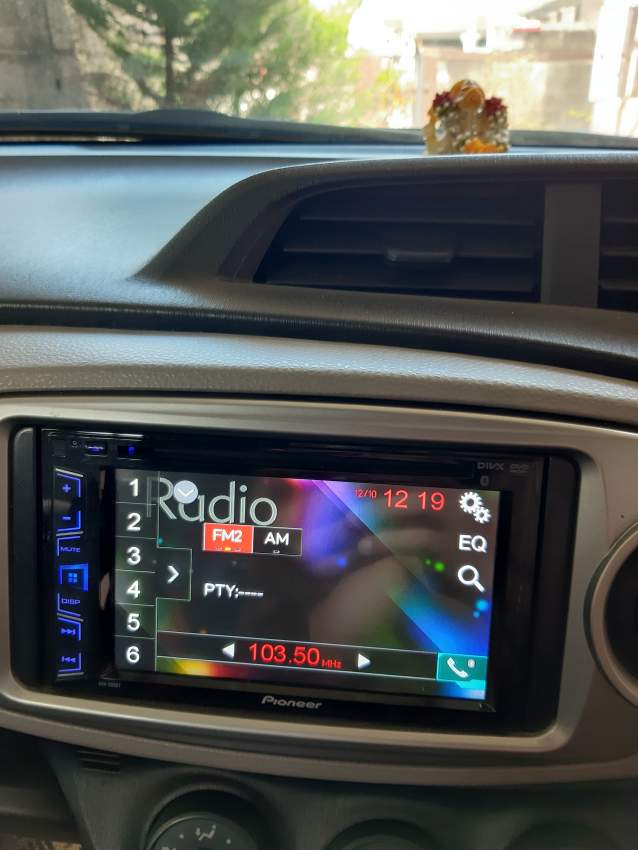 Pioneer car audio player