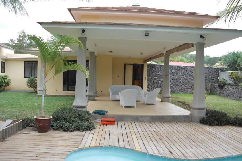 Villa familiale située dans un domaine privé idéale pour les amoureux