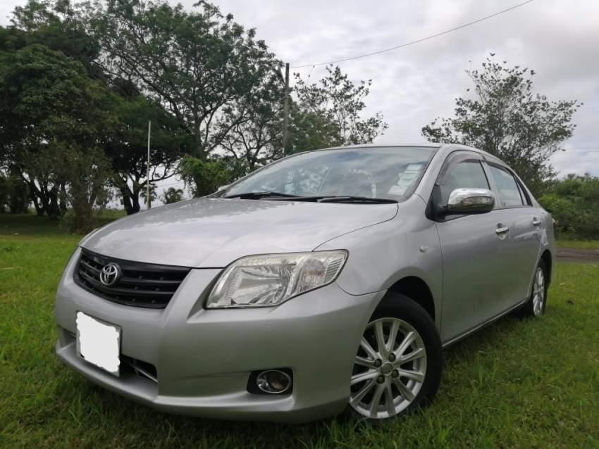 Toyota axio 2011