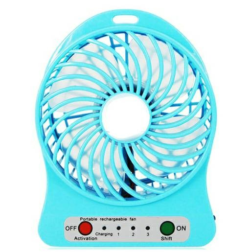 CHARGEBLE FAN - LONG LASTING BATTERY - FREE DELIVERY SAME DAY by Rapid Delivery - All household appliances at AsterVender