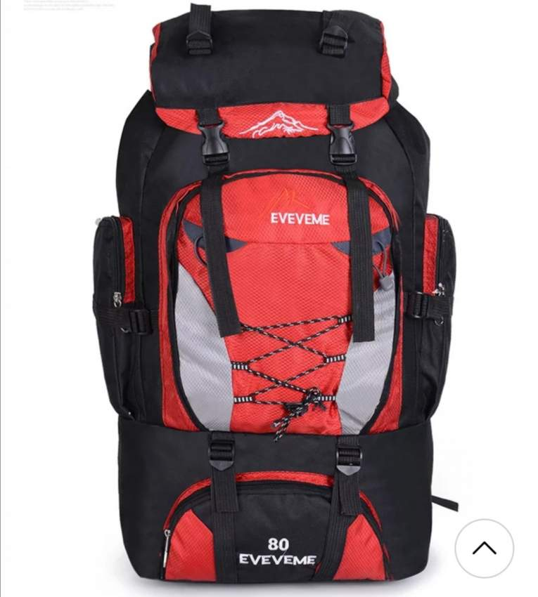 Bag for hiking