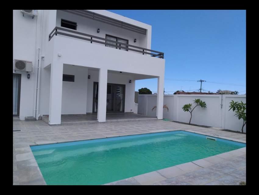 Tamarin,belles villas de 4 chambres, 213m² sur un terrain de 409m²