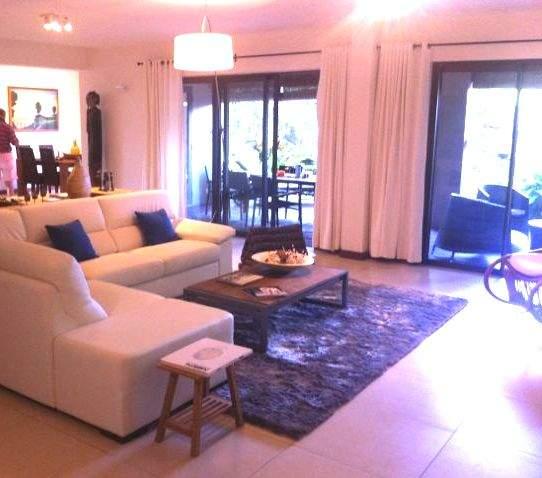 Tamarin, bel appartement jardin, 290m² en RES au rez-de-chaussée